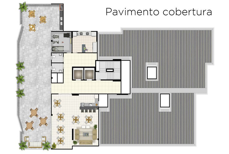 Residencial Antares Exclusive – Group Creta Imóveis – Cachoeiro de Itapemirim (18)