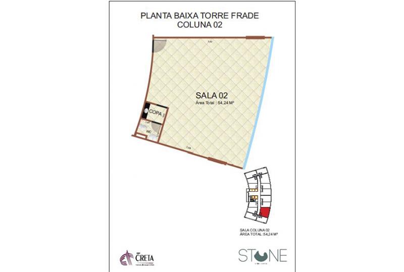 Stone Office Center – Group Creta Imóveis – Cachoeiro de Itapemirim (12)