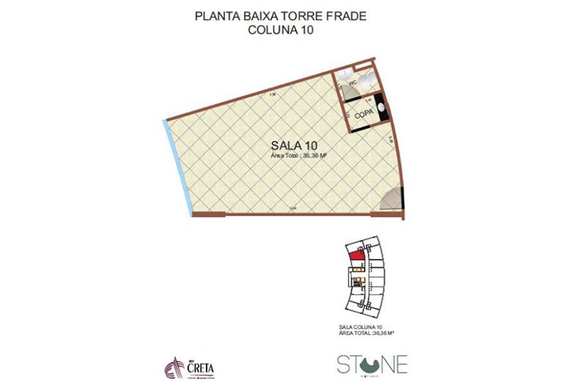 Stone Office Center – Group Creta Imóveis – Cachoeiro de Itapemirim (37)